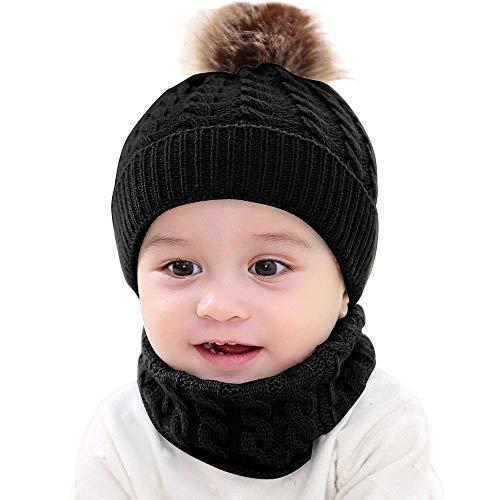 جدیدترین مدل شال و کلاه بافتنی پسرانه