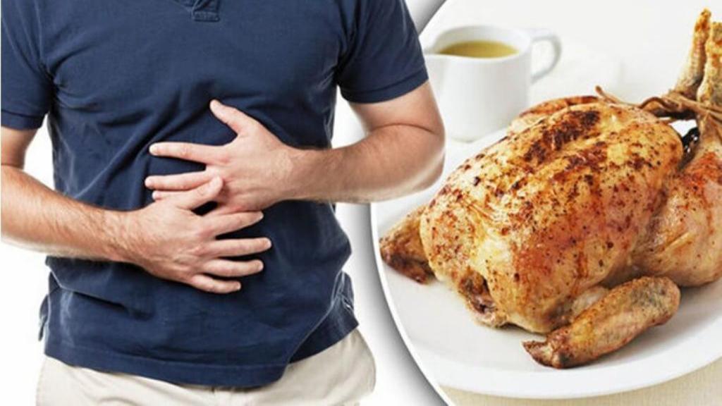 10 علامت و نشانه مسمومیت غذایی و راه های جلوگیری از آن