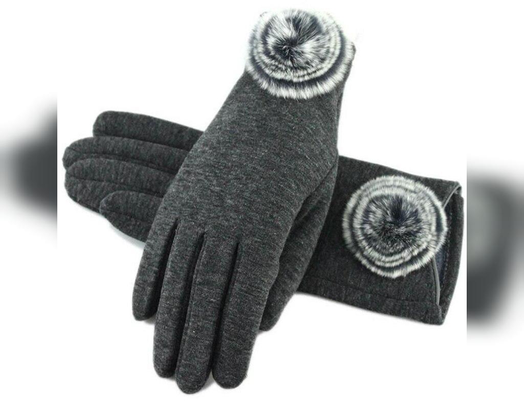دستکش بافتنی مردانه جدید
