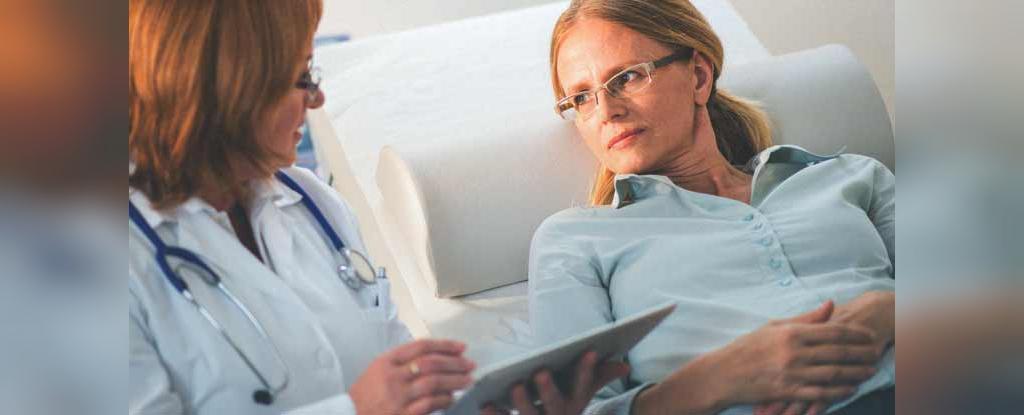 چگونه یک کیست تخمدان پیچیده درمان می شود؟