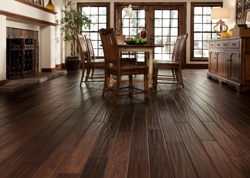 کفپوش چوبی سخت، انتخابی ایده آل برای پوشش کف خانه