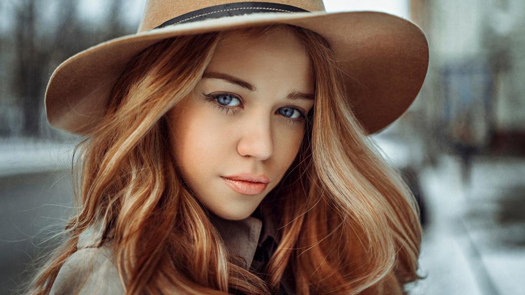 عکس دختر زمستانی شیک برای پروفایل