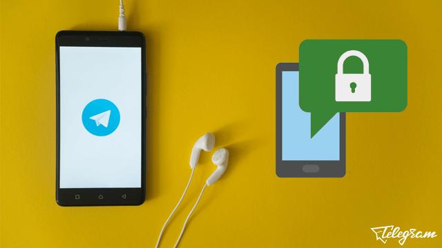 چگونه برای تلگرام رمز بگذاریم؟ قفل چت خصوصی در تلگرام