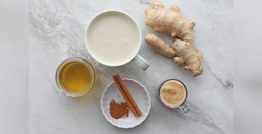 خواص دمنوش زنجبیل، شیر و دارچین