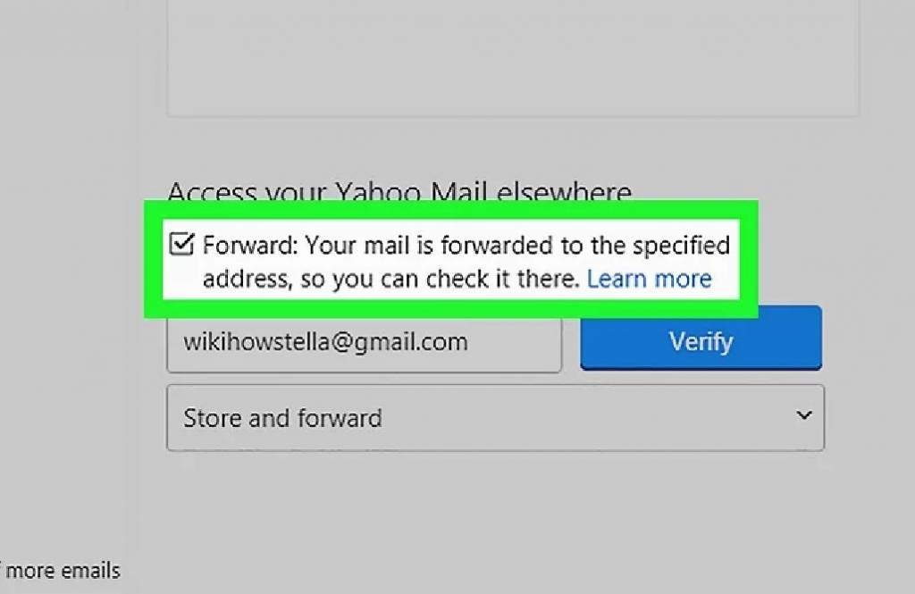 چطور ایمیل های  یاهو را در جیمیل دریافت کنیم