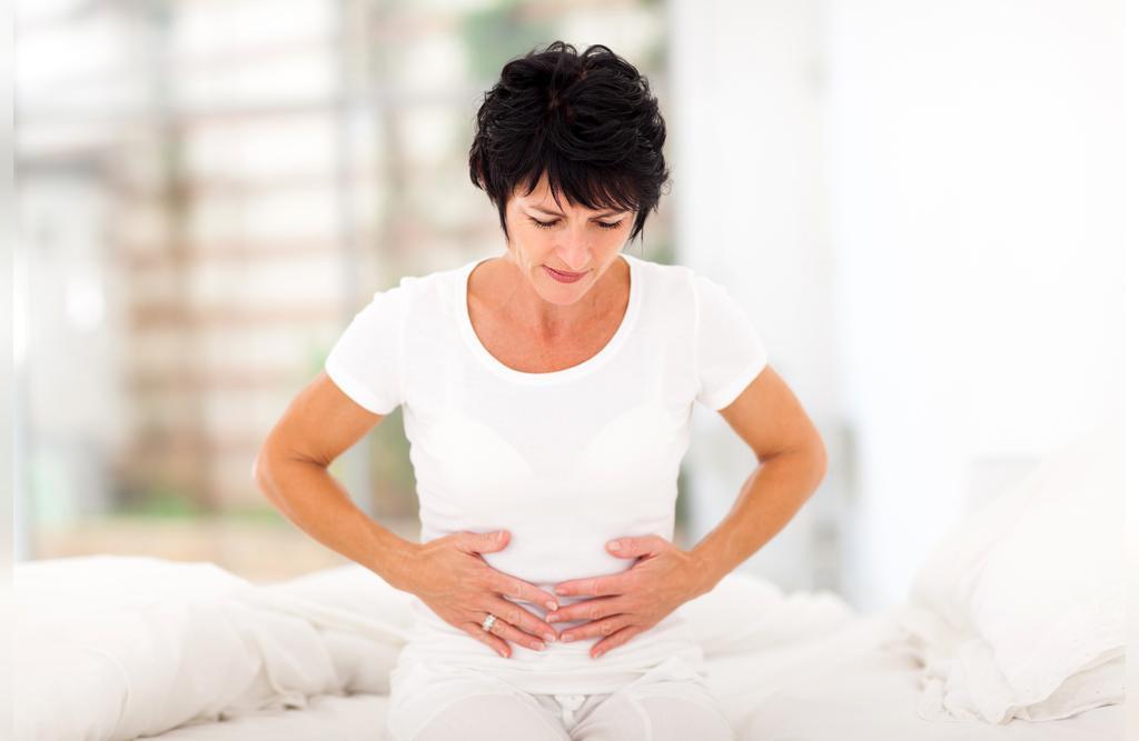 درد سمت چپ پایین شکم نشانه چیست