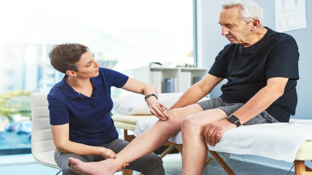 صدا دادن مفاصل زانو (کریپتوس زانو): علل، روش درمان و کنترل