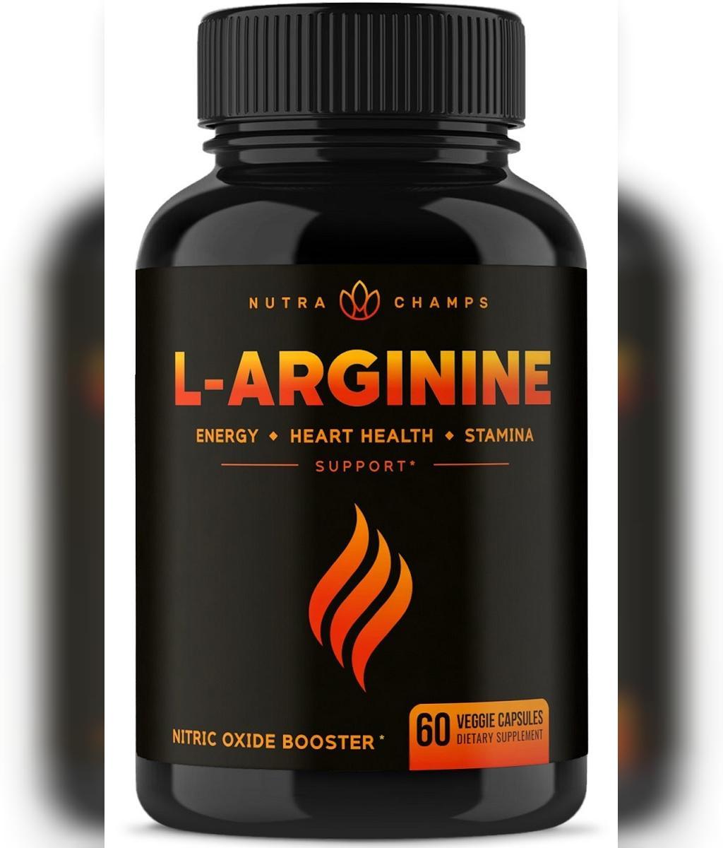 مکمل آرژنین برای هورمون رشد