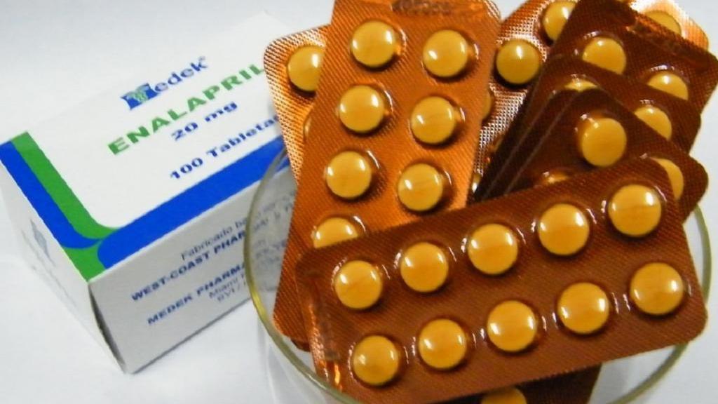 انالاپریل (Enalapril)، کاربردها، روش استفاده، عوارض جانبی و تداخلات دارویی آن