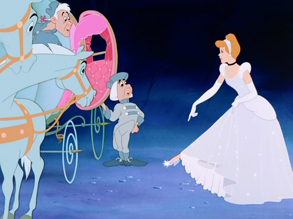 قصه سیندرلا  و پری مهربان برای کودکان