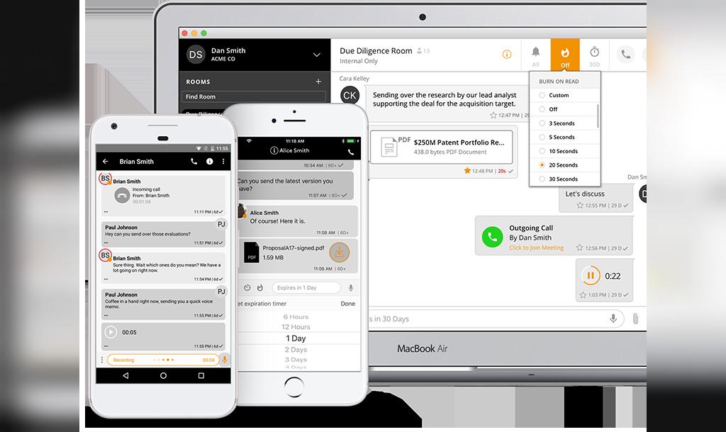 پیام رسان خارجی شبیه تلگرام