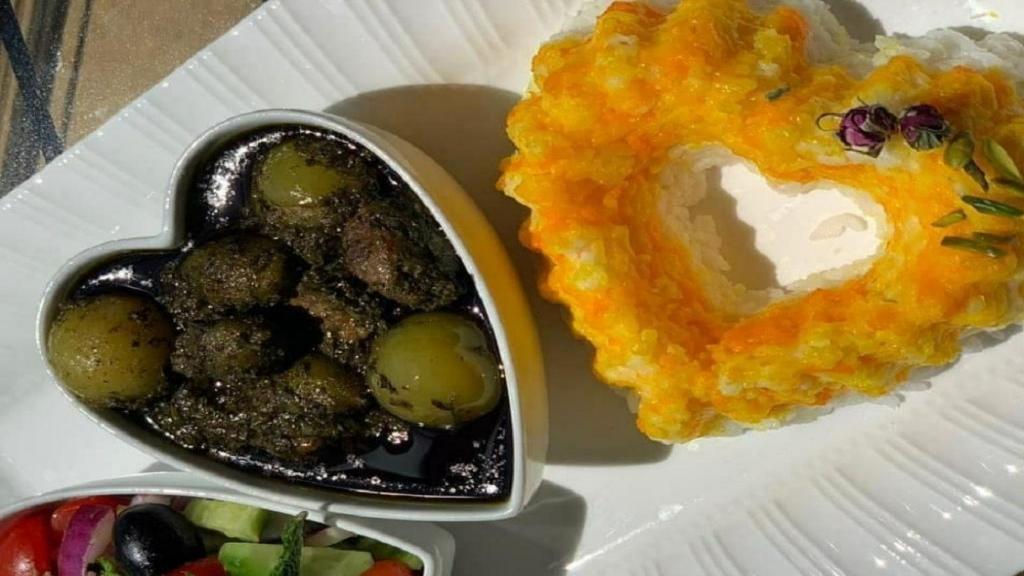 طرز تهیه خورشت آلوچه [ گوجه سبز ] خوشمزه و مجلسی با گوشت