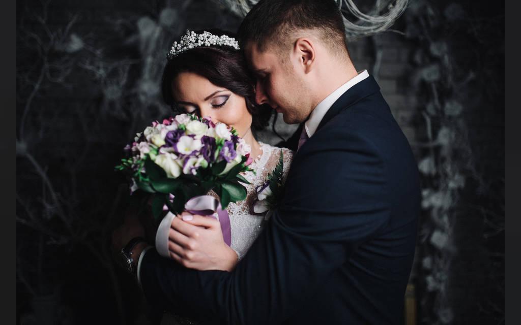 مدل عکس عاشقانه عروس و داماد ایرانی