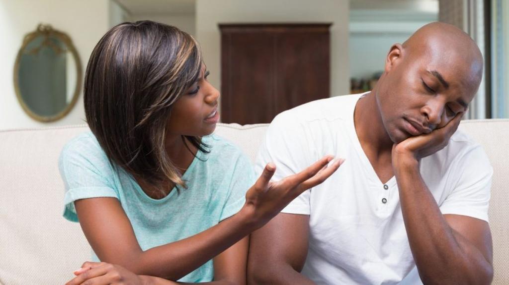 از بین رفتن عشق بین زوج ها