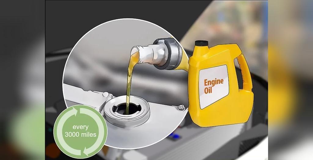 مخزن مایعات را در کنار موتور بررسی کرده و در صورت لزوم مایع به آن اضافه کنید