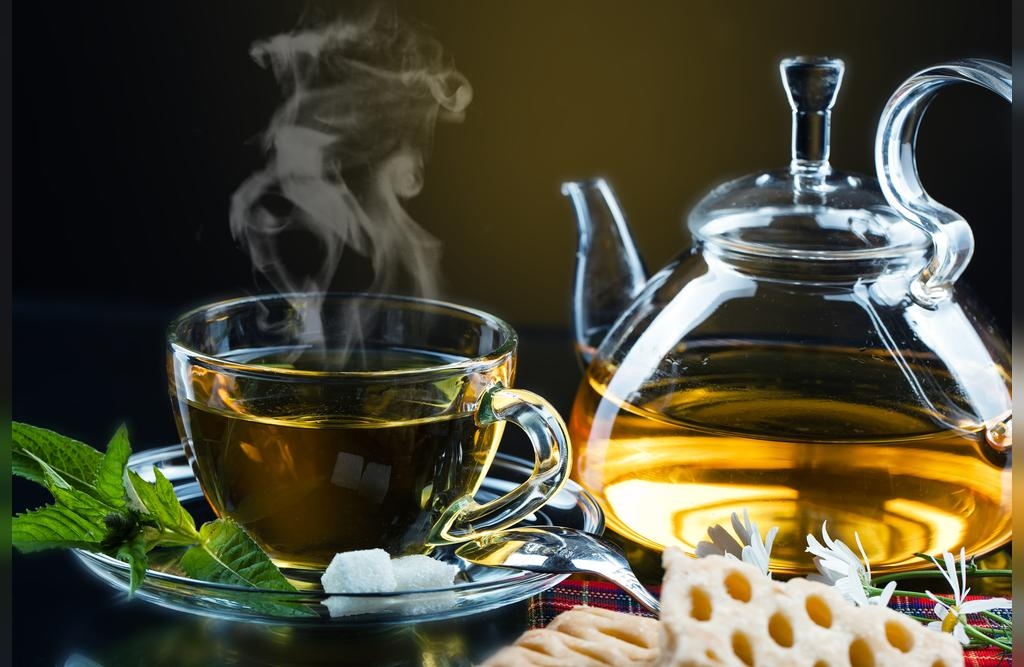طرز تهیه دمنوش چای نعناع