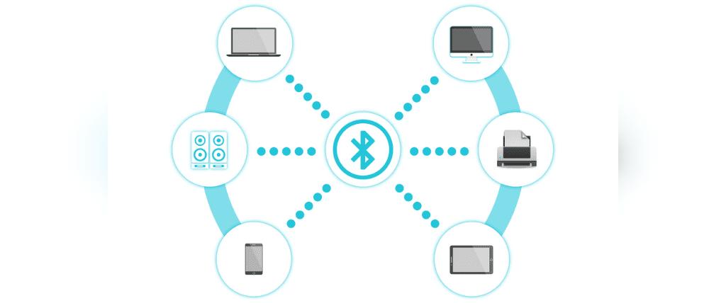 انتقال فایل از کامپیوتر به گوشی از طریق بلوتوث