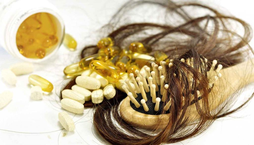 خواص اجزای تشکیل دهنده قرص ضد ریزش مو ریجن دایت