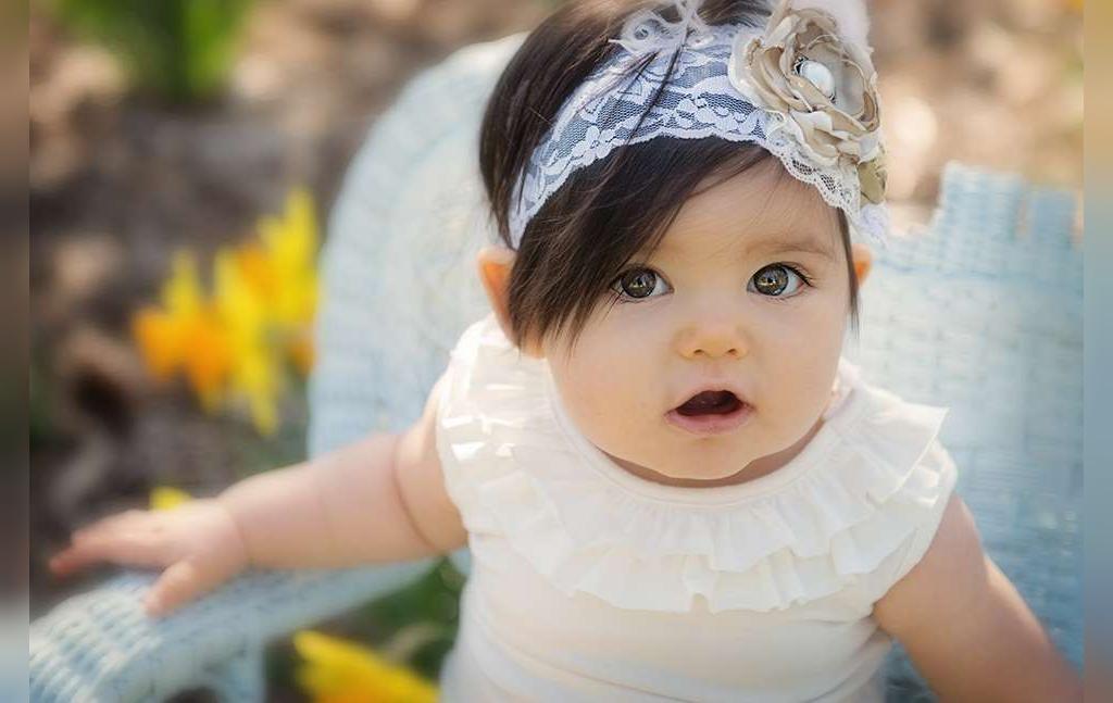 عکس نی نی دختر مامانی و خوشگل