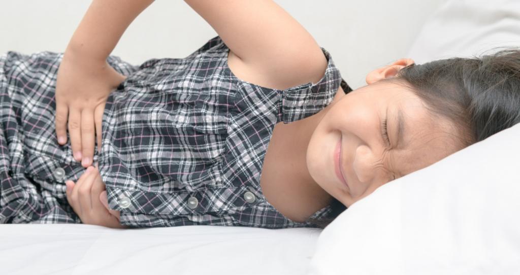 خواص روغن نعناع برای سلامتی کودکان