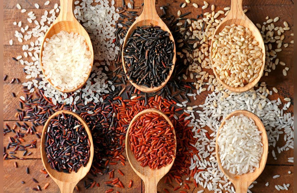 تاثیر برنج بر چاقی و انواع برنج