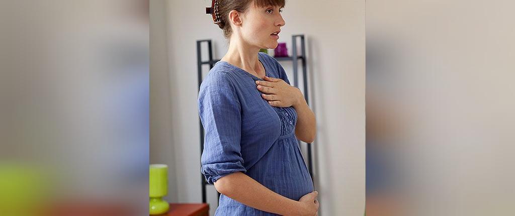 علائم هفته سی بارداری