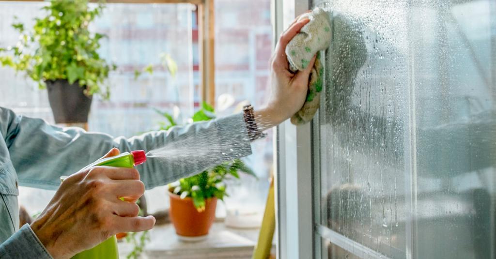 مضرات استفاده از تمیز کننده ها بر سلامتی