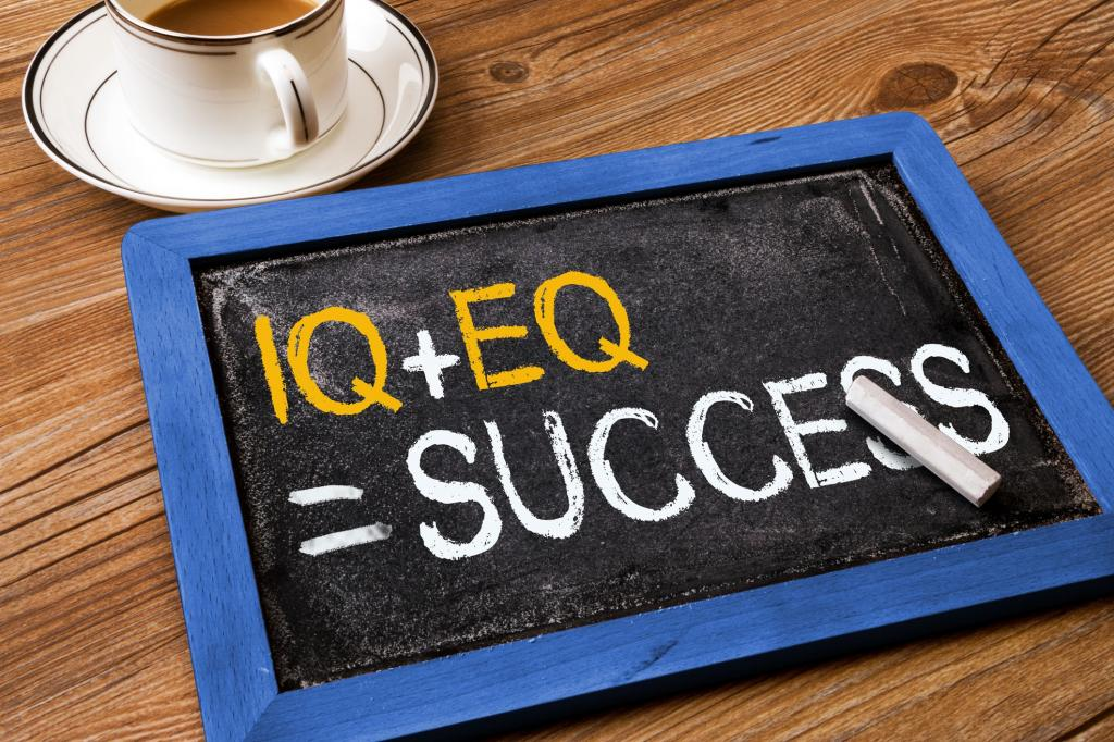 ضریب هوش( IQ) مهمتر است یا هوش هیجانی (EQ)؟