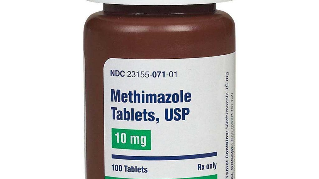 کاربرد قرص متی مازول (Methimazole): روش مصرف، عوارض و تداخلات آن