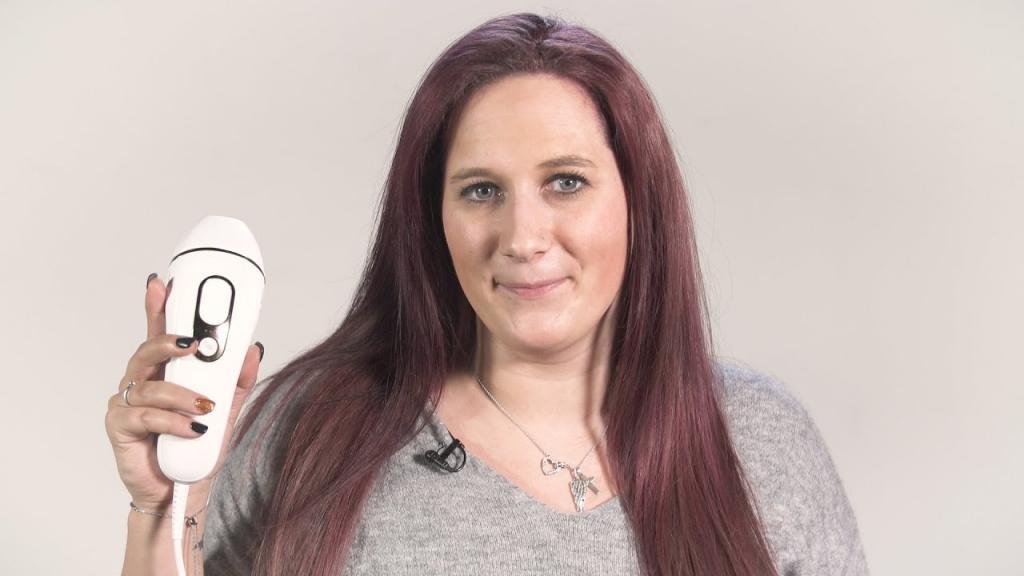 فرآیند لیزر موهای زائد خط بیکینی