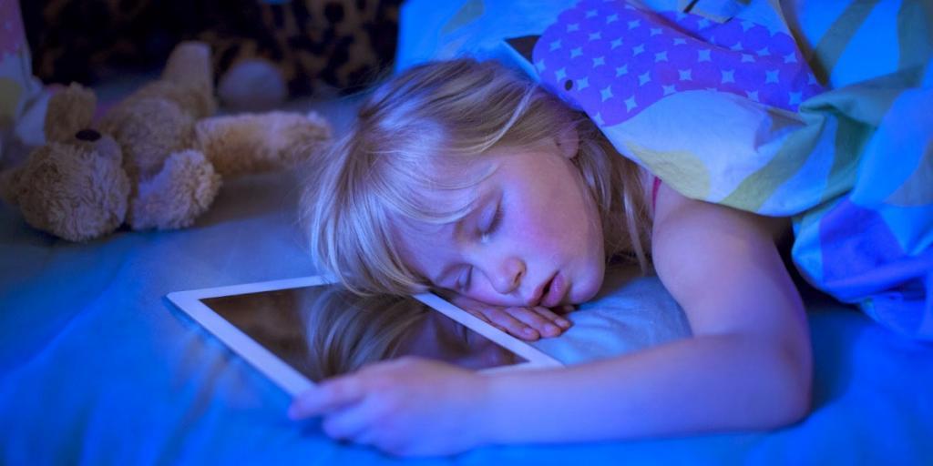 قصه های کودکانه برای خواب صوتی