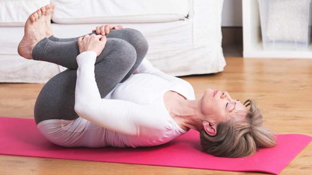 حرکات کششی ساده برای رفع خستگی