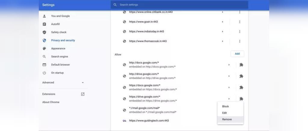 غیر فعال کردن اطلاع رسانی ها از طریق منوی تنظیمات گوگل کروم