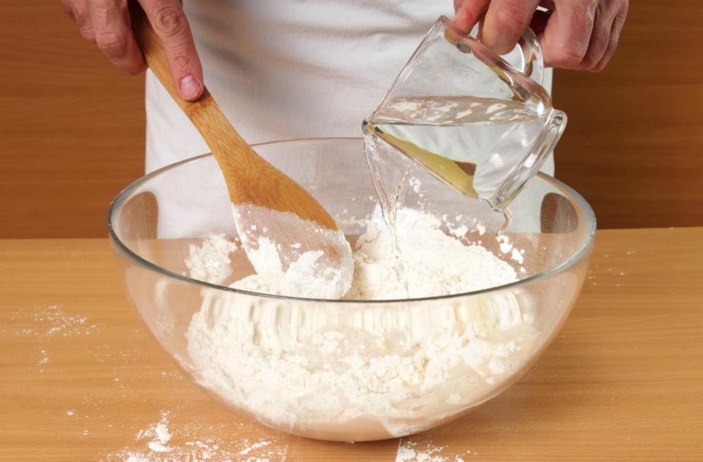 طرز تهیه خمیر ترش خانگی