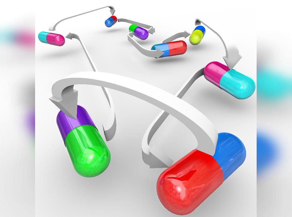 تداخلات دارویی با پروپرانولول
