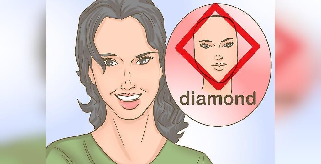 روش تشخیص صورت لوزی