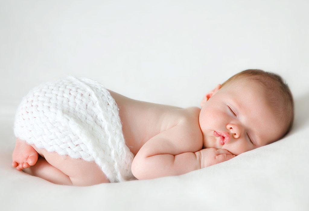 نحوه صحیح و درست خوابیدن نوزاد