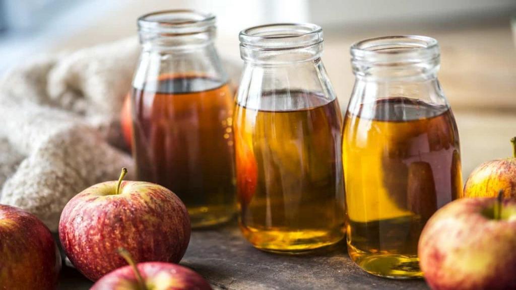 6 خاصیت بینظیر سرکه سیب برای سلامتی از جمله مبارزه با دیابت، سرطان، کاهش کلسترول و وزن با پشتوانه علمی