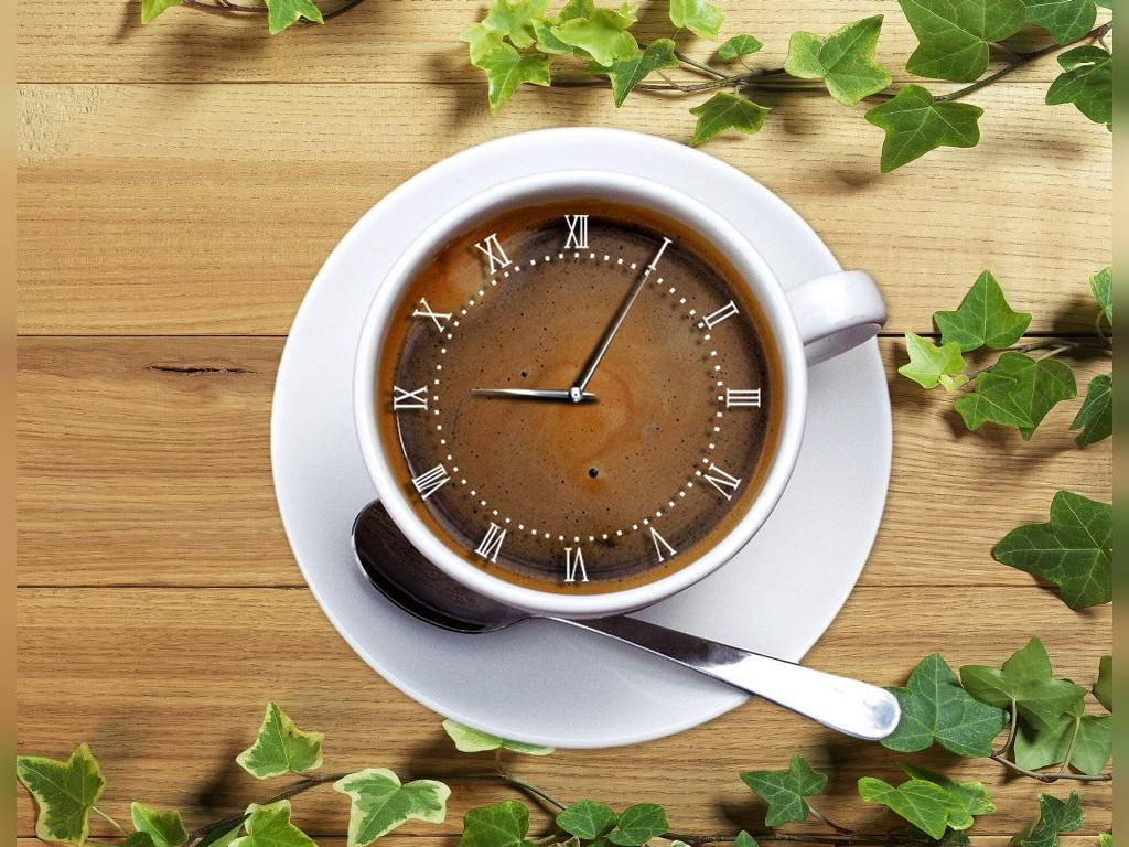 بهترین زمان برای نوشیدن قهوه