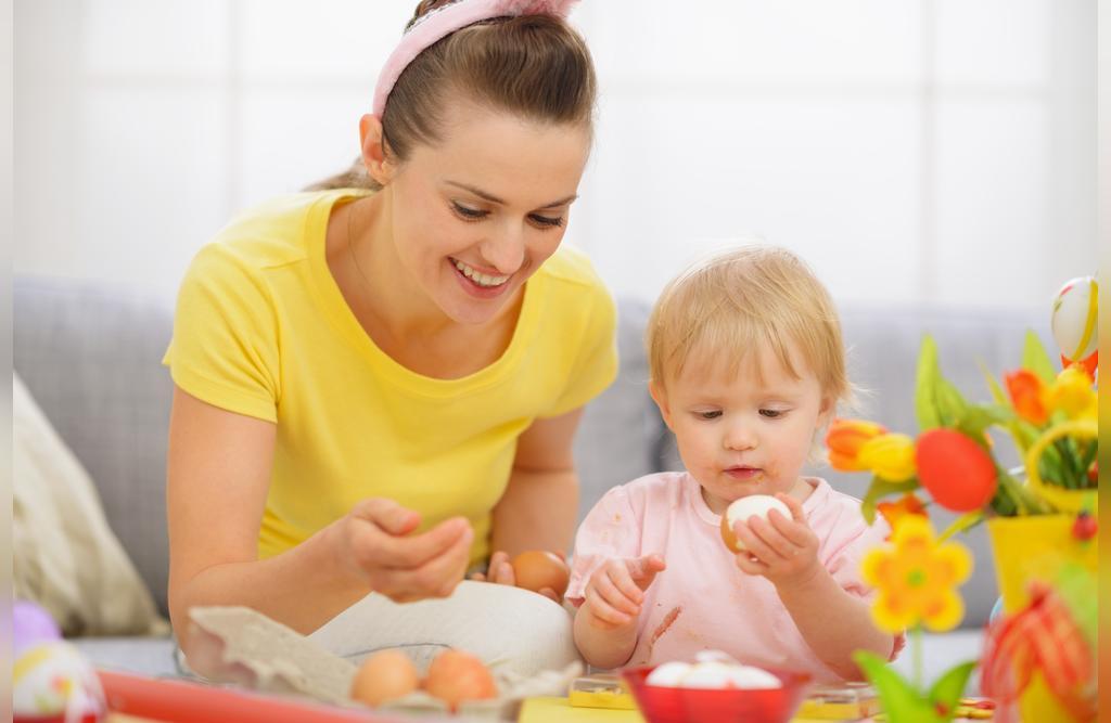 لیست غذاهای مناسب کودک در سن 6 تا 9 ماهگی