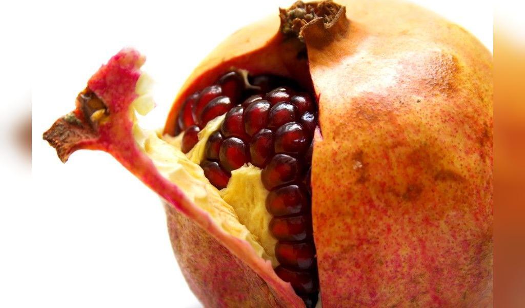 فواید درمانی پوست انار