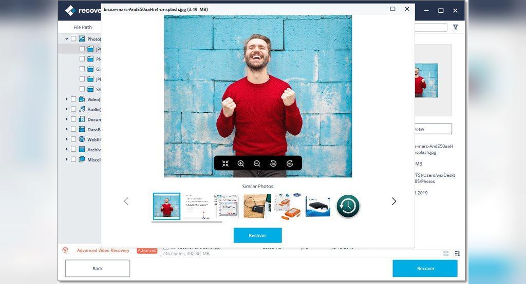 ریکاوری عکسهای حذف شده در گوشی اندروید