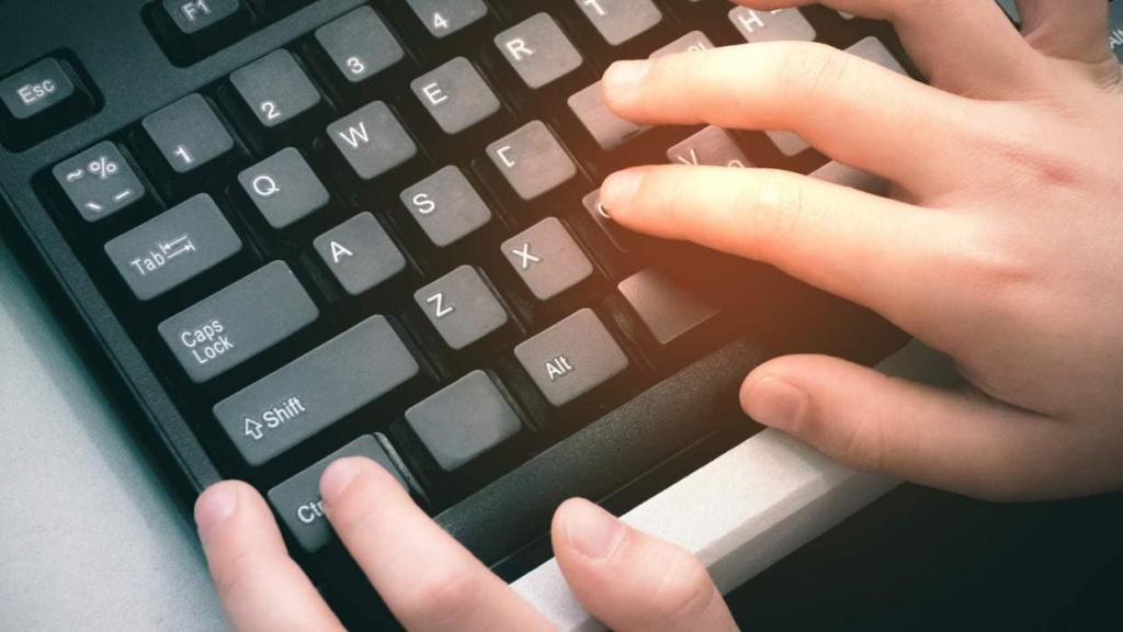 روش کپی پیست و کات کردن با استفاده از کیبورد در سیستم عامل ویندوز و مک