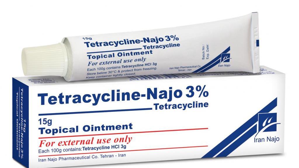 کاربرد پماد موضعی تتراسایکلین (Tetracycline)؛ روش مصرف، عوارض و دوز مصرفی آن