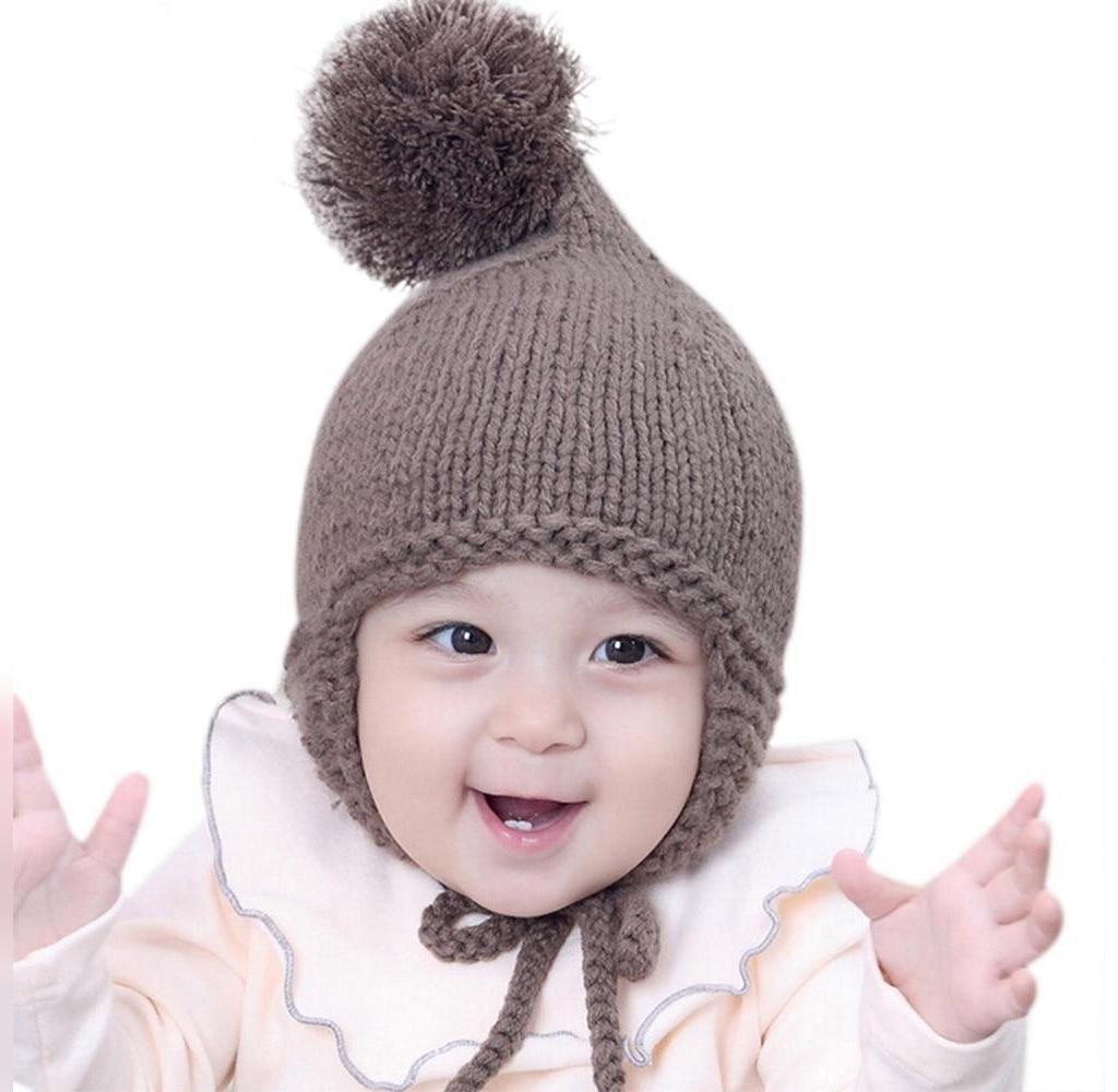 مدل ژورنال کلاه بافتنی گوش دار نوزادی فانتزی
