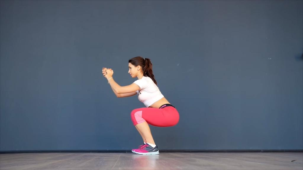 حرکات ورزشی برای چاق شدن پاها