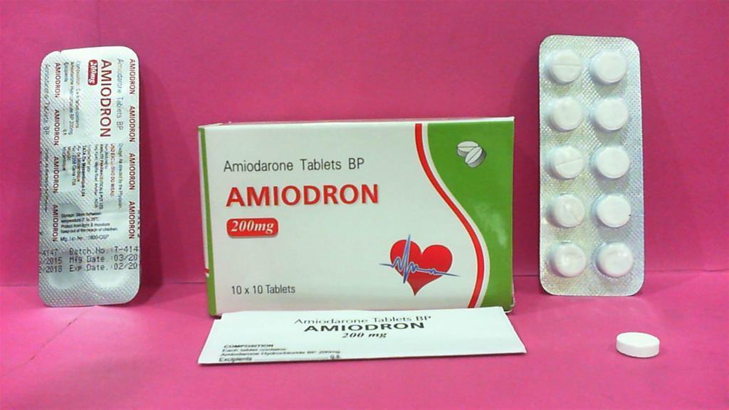 آمیودارون (Amiodarone)؛ عوارض جانبی، کاربردها، روش و نکات مصرف