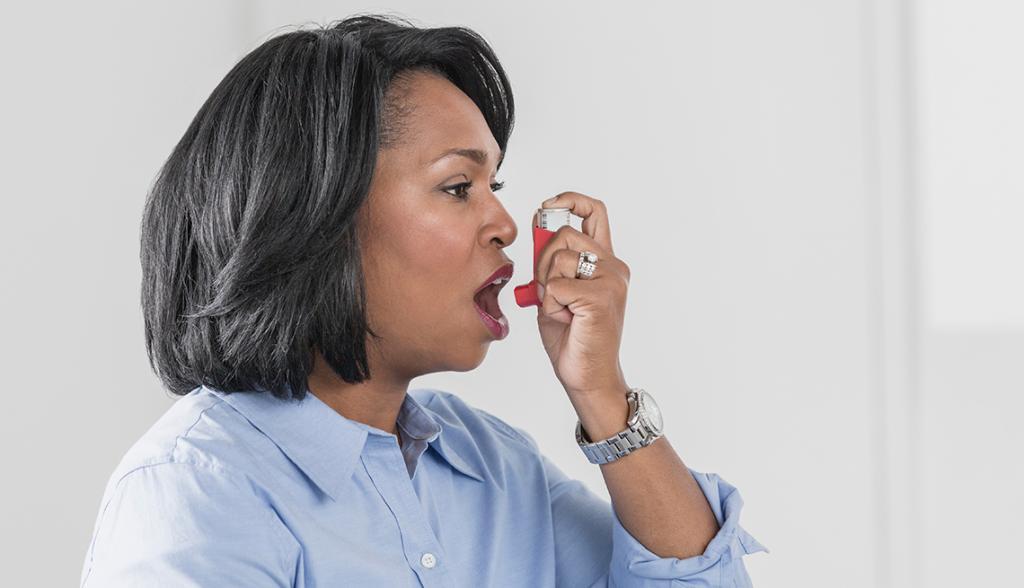 تنگی نفس از علائم حمله قلبی زنان