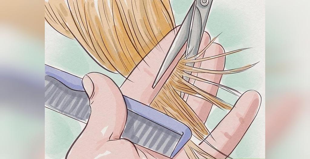 نکات قبل از رنگ کردن موهای آسیب دیده