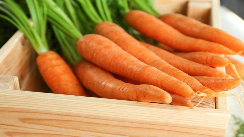 روش نگهداری هویج: روش ذخیره هویج در یخچال، فریزر + خواص آن